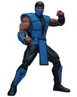 Mortal Kombat: Sub-Zero Storm Collectibles Action Figure