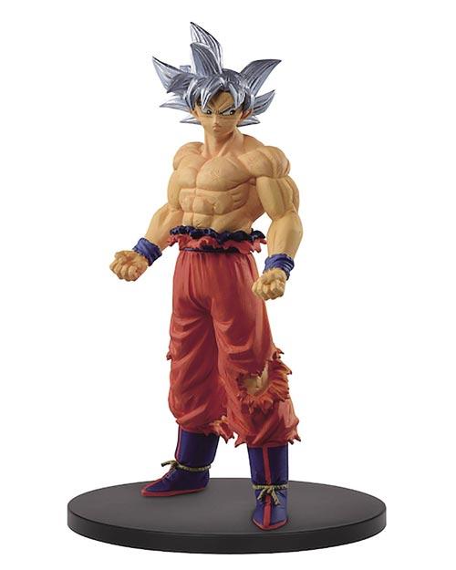 Dragon Ball Super: Creator X Creator Ultra Instinct Son Goku Figure