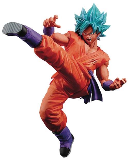 Dragon Ball Super Son Goku Fes!! V5 SSGSS Son Goku Figure