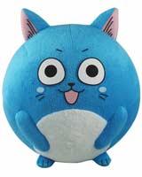 Fairy Tail Happy 8 Inch Plush Ball