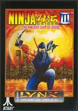 Ninja Gaiden III: Ancient Ship of Doom