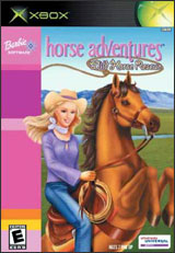 Barbie Horse Adventure: Wild Horse Rescue