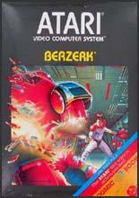 Berzerk by Atari