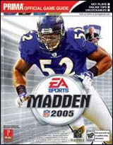 Madden NFL 2005 Official Strategy Guide