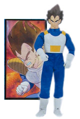 Dragon Ball Z Action Collection Vegeta Figure