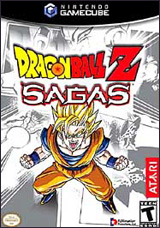 Dragon Ball Z Sagas Evolution