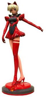 Mon-Sieur Bome Collection Vol. 5 Kirasaki Mai Red Dress Figure