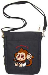 Whu Phulung Pu Black Lucky Pouch Bag
