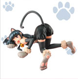 Chocotto Sister Black Cat Version 1/8 PVC Figure