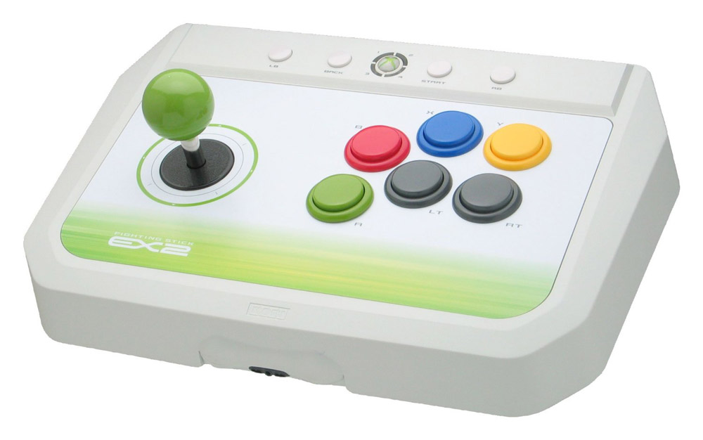 Xbox 360 Fighting Stick EX2 by Hori