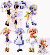Moetan One Coin Grande Mini Trading Figure