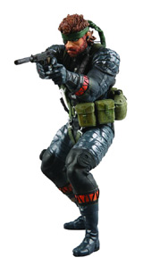 Metal Gear Solid 3 Snake Ultra Detail Action Figure