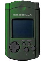 Dreamcast VMU Godzilla by Sega