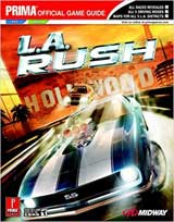 L.A. Rush Official Strategy Guide Book