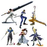 Rurouni Kenshin 6 Figure Set