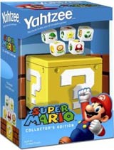 Super Mario Collector's Edition Yahtzee