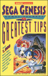 Sega Genesis Games Secrets Greatest Tips, 2nd Edition