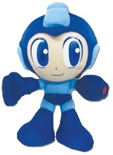 Mega Man 10 8 Inch Plush