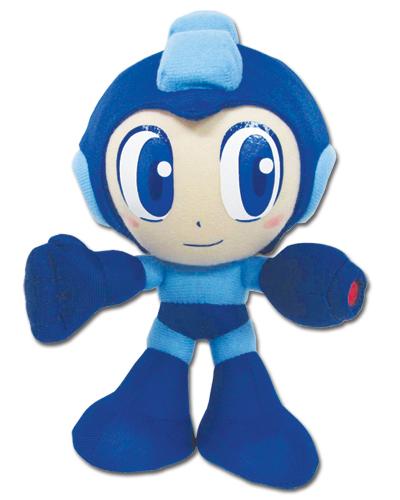 Mega Man 10 8 Inch Plush