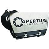 Portal 2: 80's Logo Aperture Labs Messenger Bag