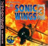 Sonic Wings 3 Neo Geo CD