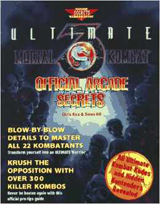 Ultimate Mortal Kombat 3 Official Arcade Secrets