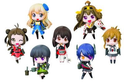 Kancolle Mini Figures