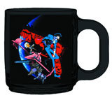 Cowboy Bebop Gun Glass Coffee Mug