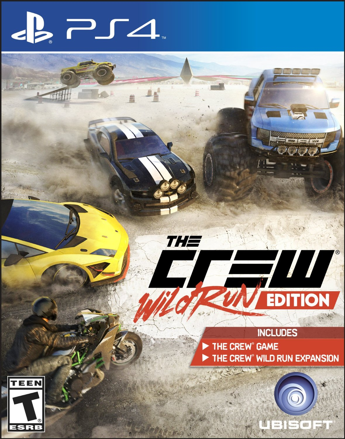 Crew Wild Run Edition, The