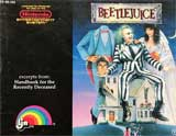 Beetlejuice (Instruction Manual)
