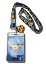 Mega Man: Servbot Lanyard with Charm