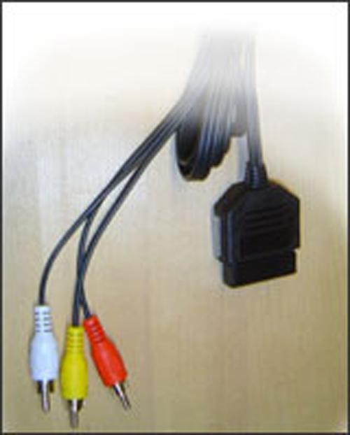 Atari Jaguar AV Cable