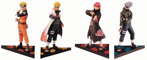 Naruto Shippuden DXF Volume 1 Kakashi Hatake 6 Inch Figure