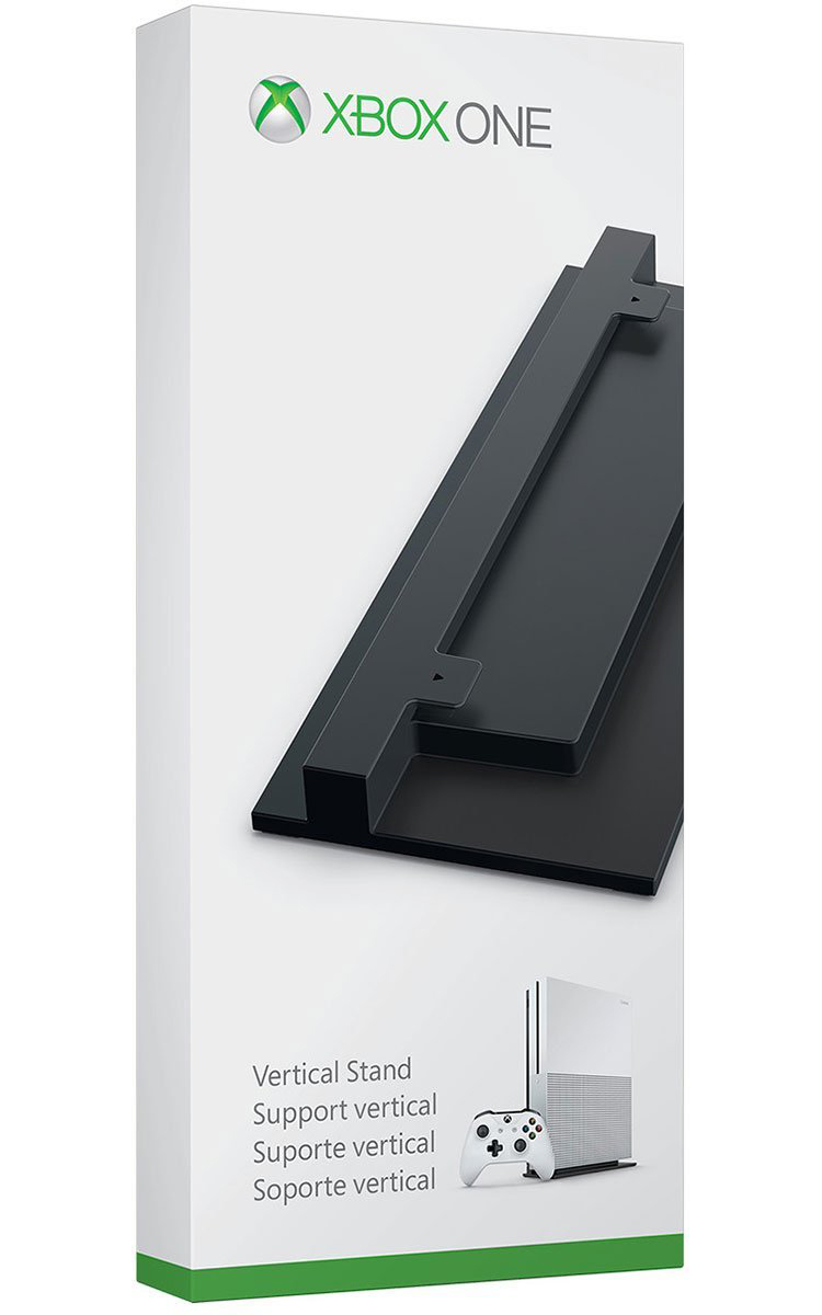 Xbox One S Vertical Stand Microsoft
