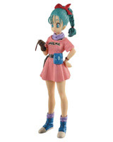 Dragon Ball Z SCulltures Big Budokai Bulma 5 Inch Figure