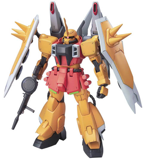 Gundam Seed Destiny Blaze Zaku Phantom Model Kit