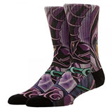 Yu Gi Oh! Dark Magician Crew Socks
