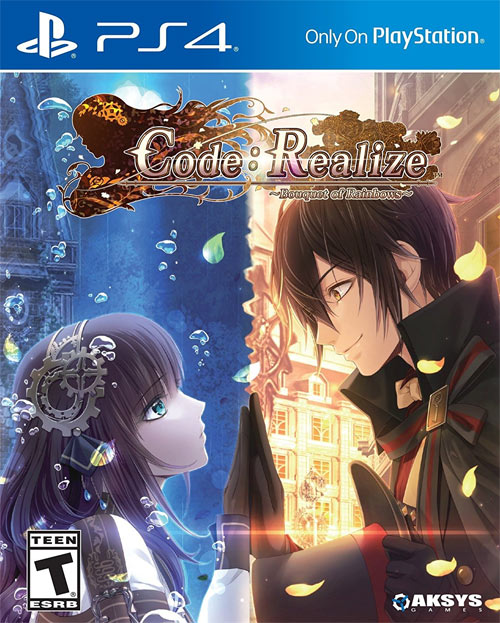 Code:Realize Bouquet of Rainbows