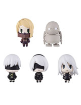 Nier: Automata Trading Arts Mini Fig Blind Mystery Box
