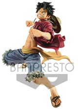 One Piece: World Colosseum Luffy Special Figure