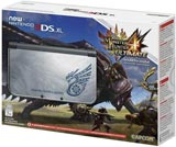 New Nintendo 3DS XL System Monster Hunter 4 Ultimate Edition