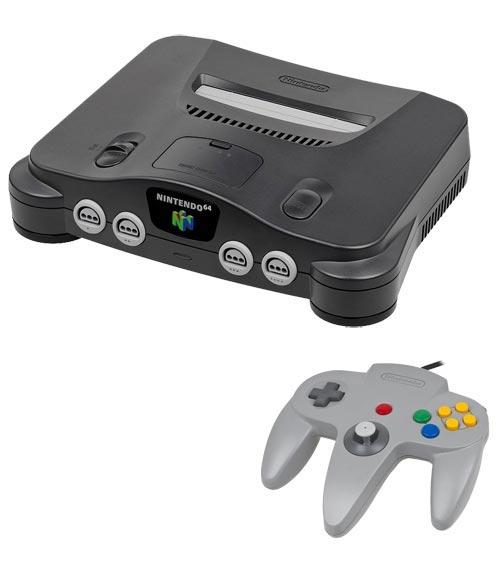 Nintendo 64 Refurbished System