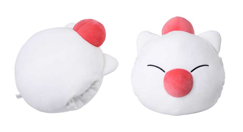 Final Fantasy Moogle Nap Pillow other angles