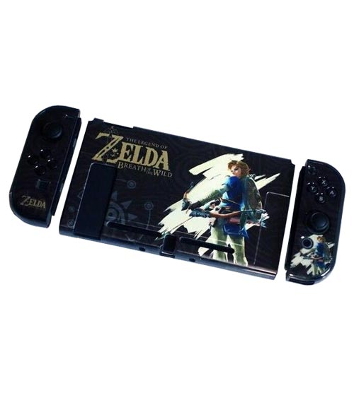 Nintendo Switch Zelda Breath of the Wild Link (Archer) Protective Cover Shell