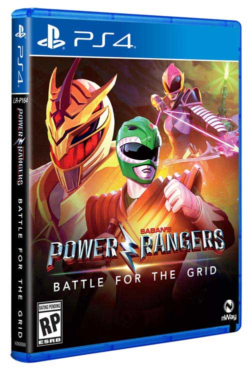 Power Rangers: Battle for the Grid Ranger Edition