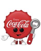 Pop Coca-Cola Bottle Cap Vinyl Figure