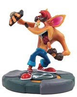 Crash Bandicoot 4 It's About Time Selfie 7 Inch Statue