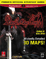 Devil May Cry Official Strategy Guide
