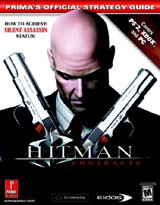 Hitman Contracts Official Strategy Guide