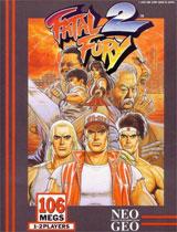 Fatal Fury 2 Neo Geo AES